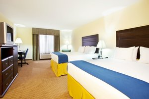 Room - Holiday Inn Express Hotel & Suites Lansing