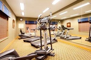 Fitness/ Exercise Room - Holiday Inn Express Hotel & Suites Lansing