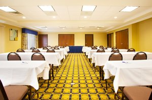Meeting Facilities - Holiday Inn Express Hotel & Suites Lansing