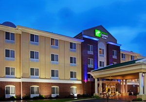 Exterior view - Holiday Inn Express Hotel & Suites Lansing
