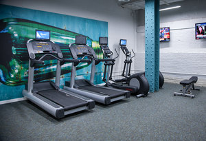 Fitness/ Exercise Room - Hotel Indigo Downtown Newark