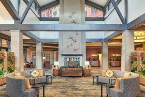 Lobby - Westin Hotel Westminster
