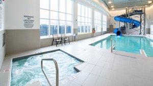 Pool - Staybridge Suites North Red Deer