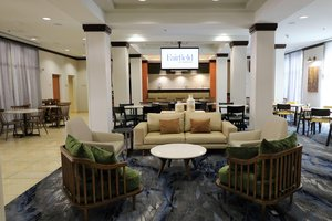 Lobby - Fairfield Inn & Suites by Marriott Alamo San Antonio