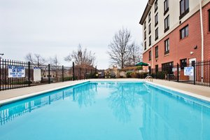 Pool - Holiday Inn Express Hotel & Suites Downtown Greenville