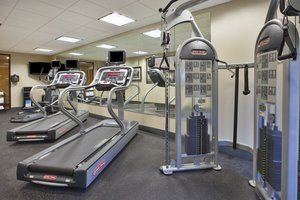 Fitness/ Exercise Room - Holiday Inn Express Hotel & Suites Triadelphia