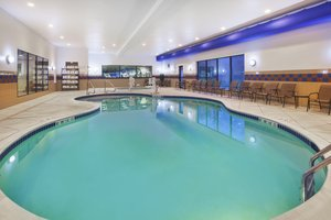Pool - Holiday Inn Express Hotel & Suites Triadelphia