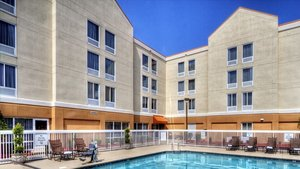 Pool - Holiday Inn Express Greenville