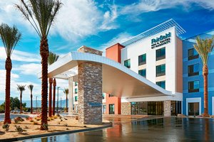 Exterior view - Fairfield Inn & Suites by Marriott Indio