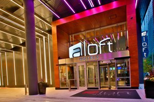 Exterior view - Aloft Hotel Magnificent Mile Chicago