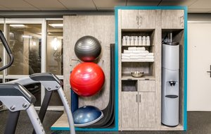 Fitness/ Exercise Room - Crowne Plaza Hotel Suffern