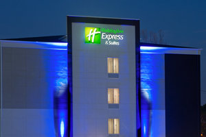 Exterior view - Holiday Inn Express Hotel & Suites New Cumberland