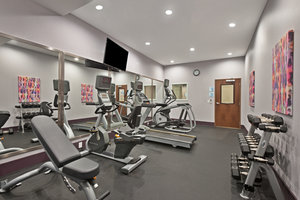 Fitness/ Exercise Room - Holiday Inn Express Hotel & Suites New Cumberland