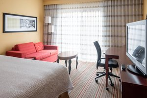 Room - Courtyard by Marriott Hotel Airport Indianapolis