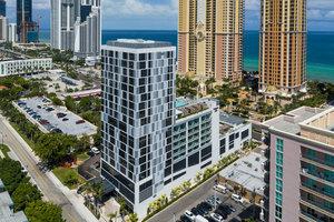 Exterior view - Residence Inn by Marriott Sunny Isles Beach