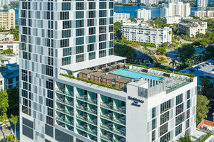 Pool - Residence Inn by Marriott Sunny Isles Beach