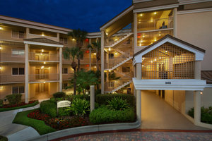 Exterior view - Marriott Vacation Club Imperial Palm Hotel