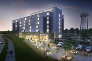 Exterior view - SpringHill Suites by Marriott Wauwatosa