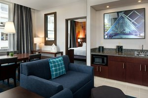 Suite - Courtyard by Marriott Hotel Pioneer Square Seattle