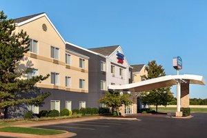 Exterior view - Fairfield Inn by Marriott Central Tulsa