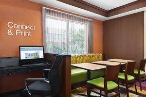 Conference Area - Fairfield Inn by Marriott Central Tulsa