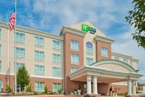 Exterior view - Holiday Inn Express Hotel & Suites Bethlehem