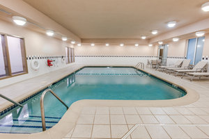 Pool - Holiday Inn Express Hotel & Suites Bethlehem