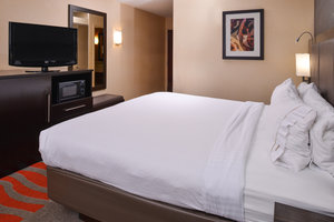 Room - Holiday Inn Express Hotel & Suites Centerville