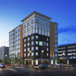 Exterior view - Holiday Inn Express Hotel & Suites Downtown Louisville