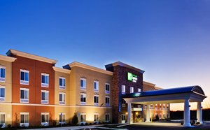 Exterior view - Holiday Inn Express Hotel & Suites Matthews