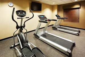 Fitness/ Exercise Room - Holiday Inn Express Hotel & Suites Matthews