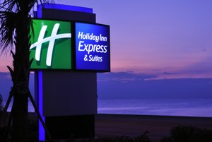 Exterior view - Holiday Inn Express Hotel & Suites Galveston