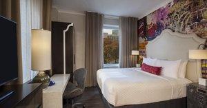 Room - Hotel Indigo Midtown Atlanta
