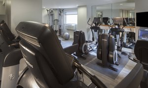 Fitness/ Exercise Room - Hotel Indigo Midtown Atlanta