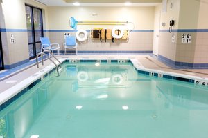 Pool - Holiday Inn Express Hotel & Suites West Chester