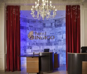 Lobby - Hotel Indigo Midtown Atlanta