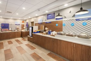 Restaurant - Holiday Inn Express Hotel & Suites Woonsocket