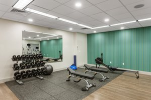 Fitness/ Exercise Room - Holiday Inn Express Hotel & Suites Woonsocket