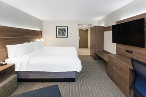 Room - Holiday Inn Express Hotel & Suites Woonsocket