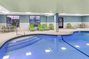 Pool - Holiday Inn Express Hotel & Suites Woonsocket