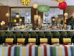 Bar - Crosby Street Hotel New York
