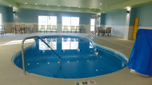 Pool - Holiday Inn Express Hotel & Suites Wapakonet