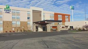 Exterior view - Holiday Inn Express Hotel & Suites Wapakonet