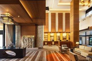 Lobby - Marriott Hotel San Diego La Jolla