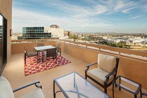Suite - Marriott Hotel San Diego La Jolla
