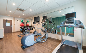Fitness/ Exercise Room - Holiday Inn Express Hotel & Suites I-26 at Harbison Columbia