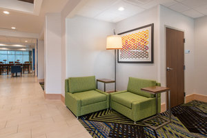 Lobby - Holiday Inn Express Hotel & Suites I-26 at Harbison Columbia