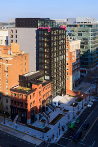 Exterior view - Moxy Hotel by Marriott Smithsonian DC