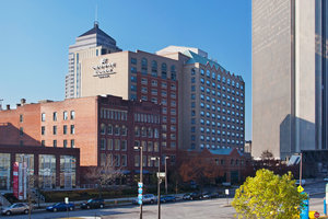 Exterior view - Crowne Plaza Hotel Downtown Columbus