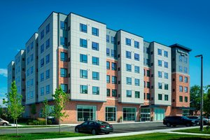 Exterior view - Residence Inn by Marriott Burlington